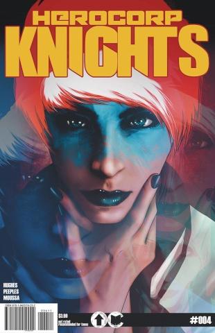 Herocorp: Knights #4