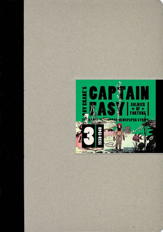 Captain Easy Vol. 3: Soldier of Fortune