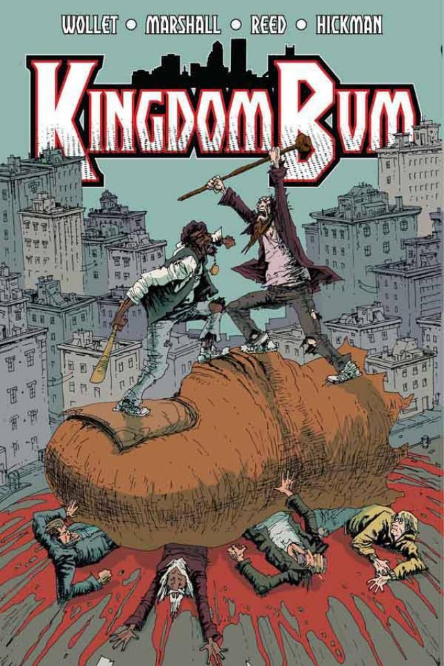 Kingdom Bum Vol. 1