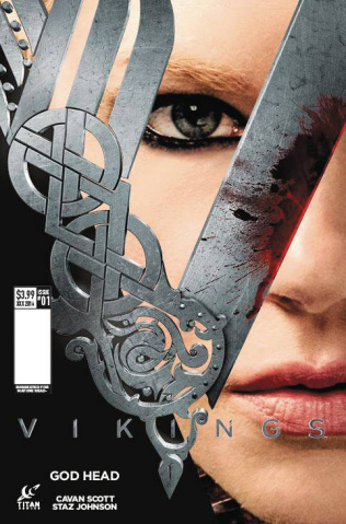 Vikings #1 (Photo Cover)