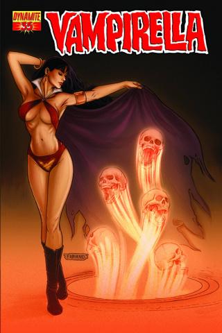 Vampirella #35 (Neves Cover)