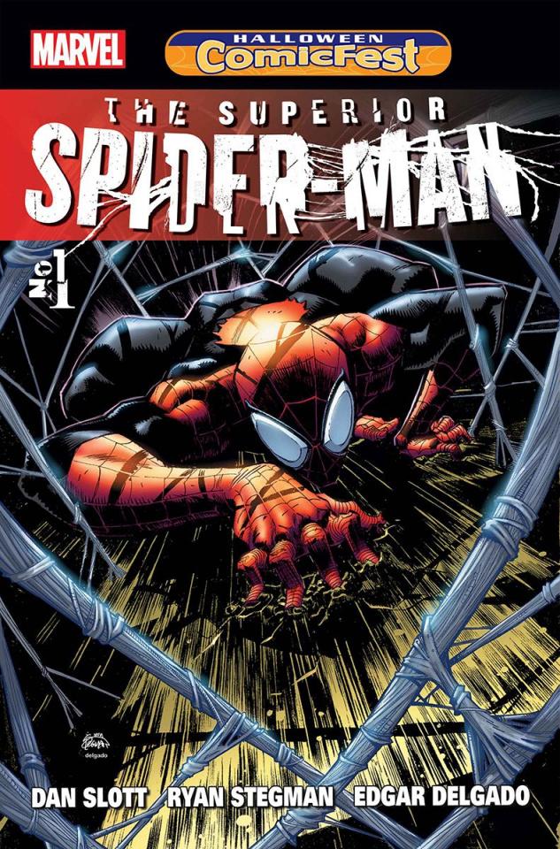 The Superior Spider-Man #1 (Halloween ComicFest 2018)