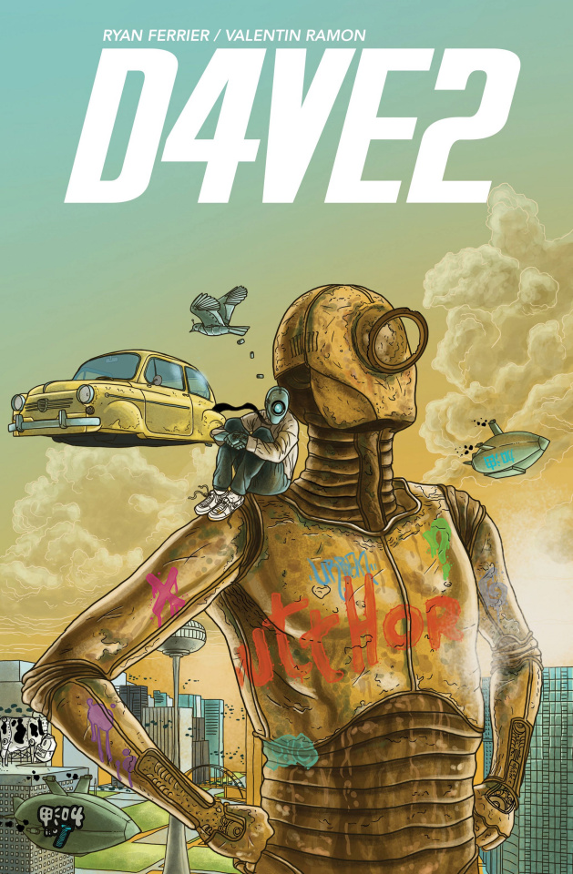D4VE2 Vol. 2