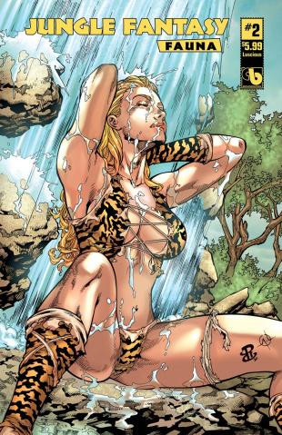 Jungle Fantasy: Fauna #2 (Luscious Cover)