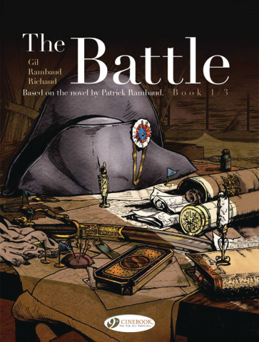 The Battle Book 1