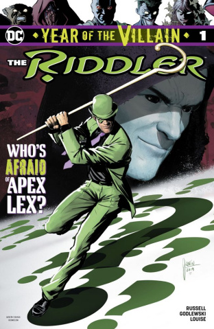 Riddler: Year of the Villain #1