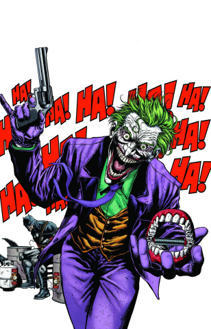 Batman #23.1: The Joker