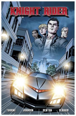 Knight Rider Vol. 1