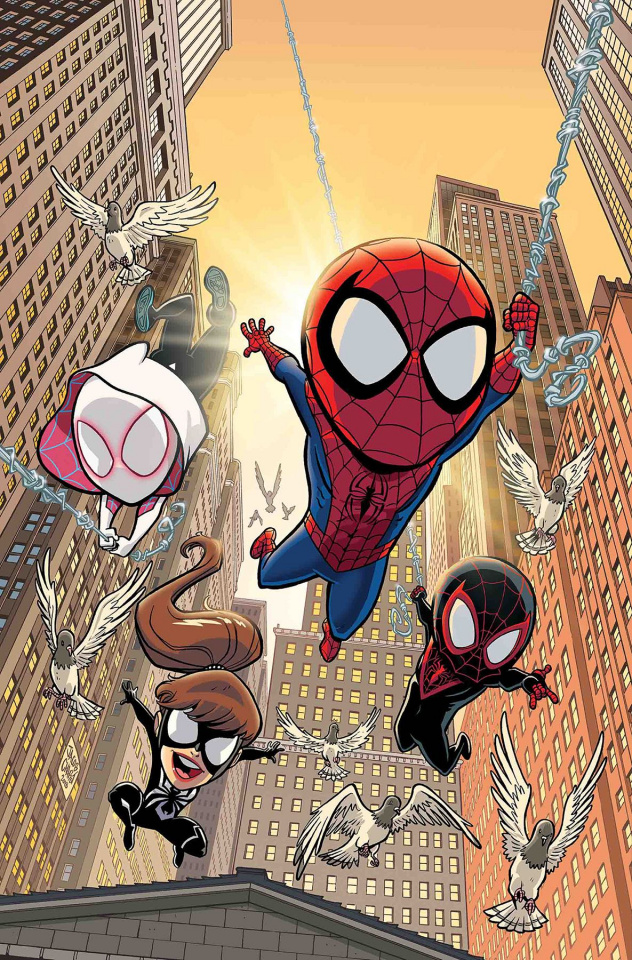 Spider-Man: Across the Spider-Verse #1