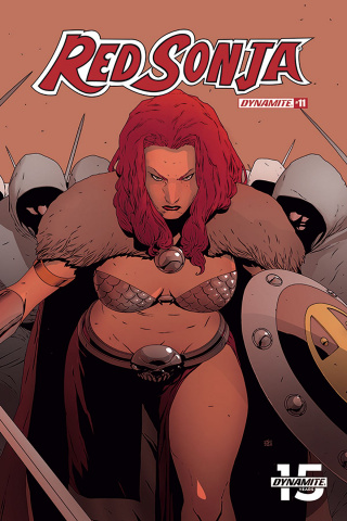 Red Sonja #11 (Pham Cover)
