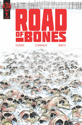 Road of Bones #1 (2nd Printing)