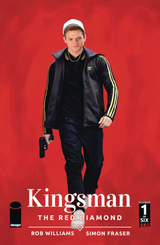 Kingsman: The Red Diamond #1 (Doyle Cover)