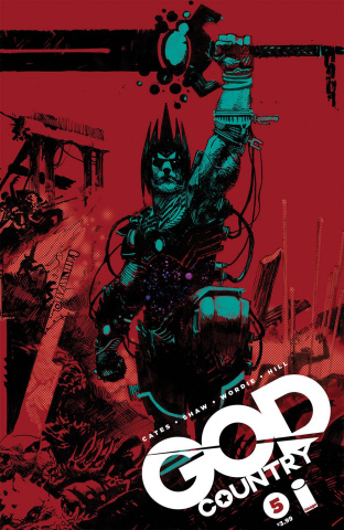God Country #5 (Zaffino Cover)
