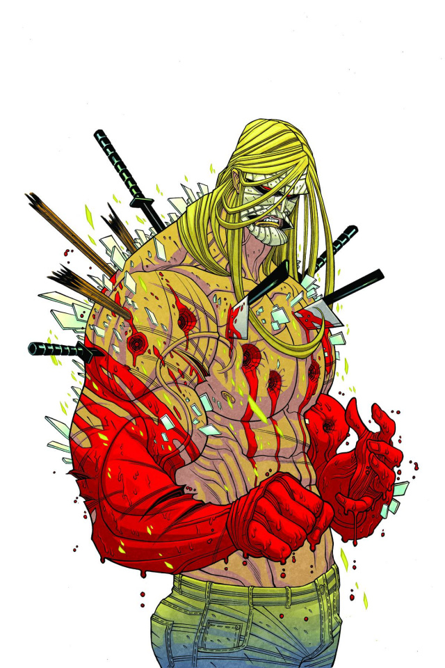 The Legend of Luther Strode Vol. 2