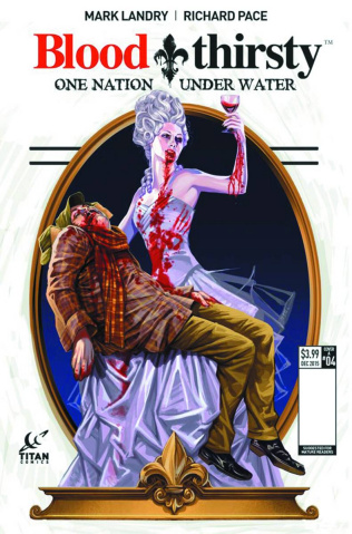 Bloodthirsty #4 (Witter Cover)