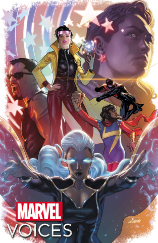 Marvel Voices: Legacy #1