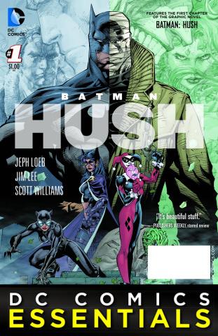 Batman Essentials: Hush #1