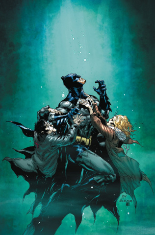 Detective Comics Vol. 1: Mythology