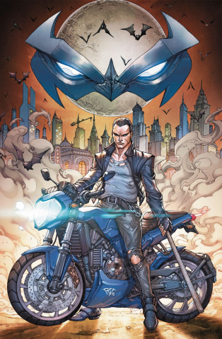 Nightwing #53 (Variant Cover)