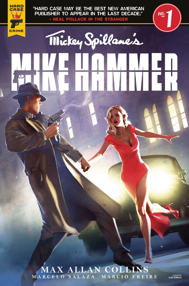 Mike Hammer #1 (Ronald Cover)