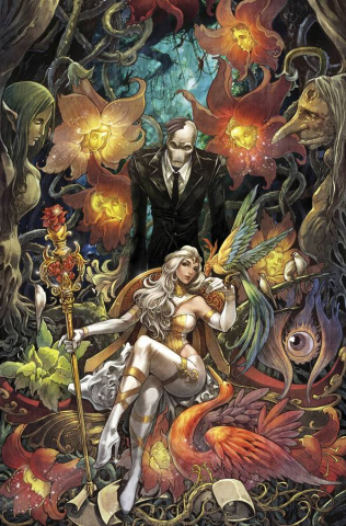 Grimm Fairy Tales: Wonderland Vol. 6