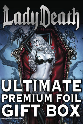 Lady Death (Ultimate Premium Foil Gift Box)