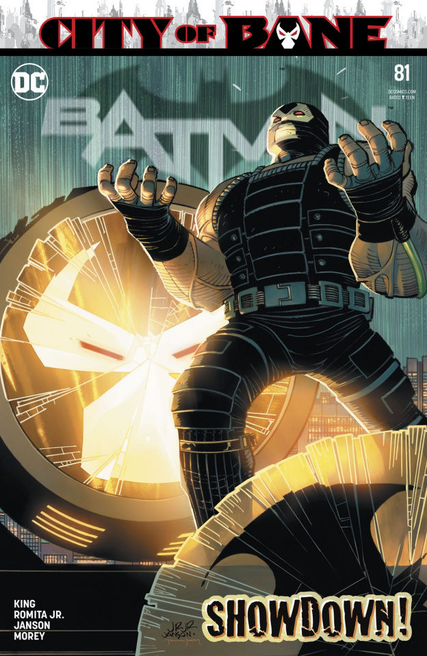Batman #81 (Year of the Villain)