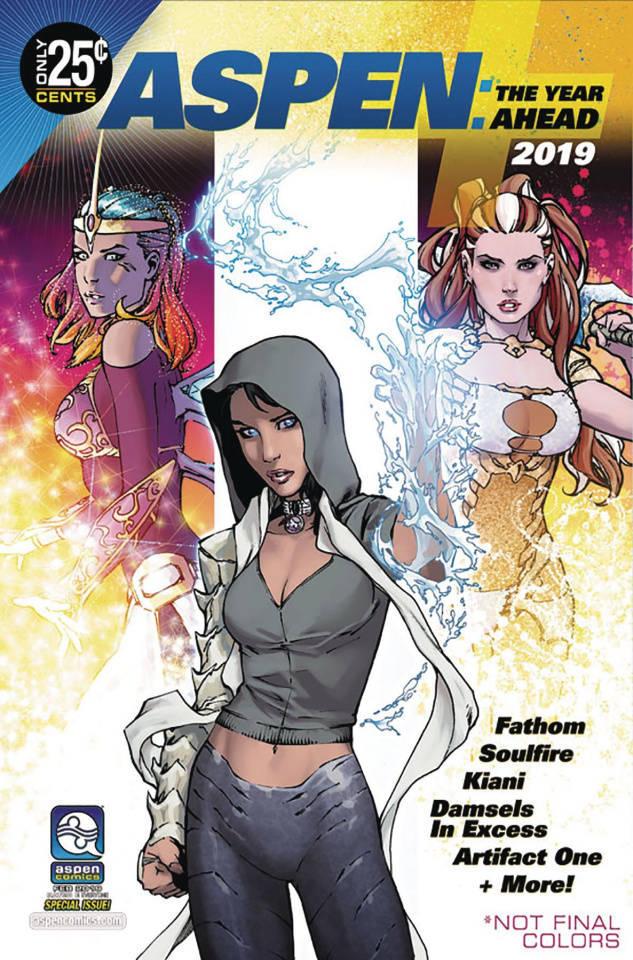 Aspen Comics: The Year Ahead 2019