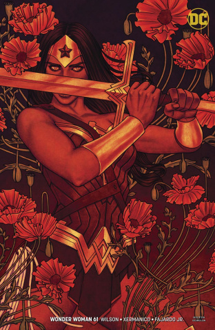Wonder Woman #61 (Variant Cover)