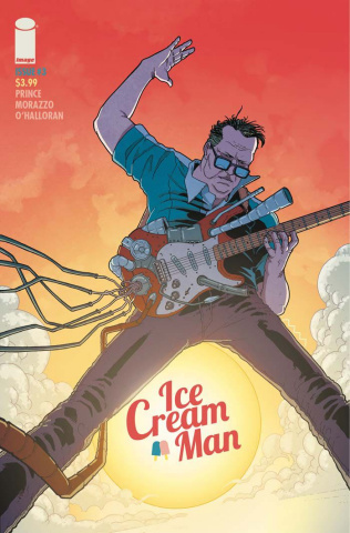 Ice Cream Man #3 (Morazzo & O'Halloran Cover)