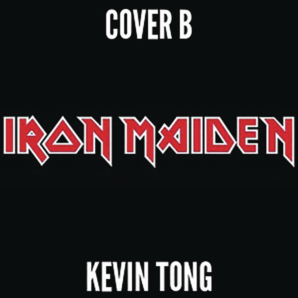 Iron Maiden: Legacy of the Beast #2 (Tong Cover)