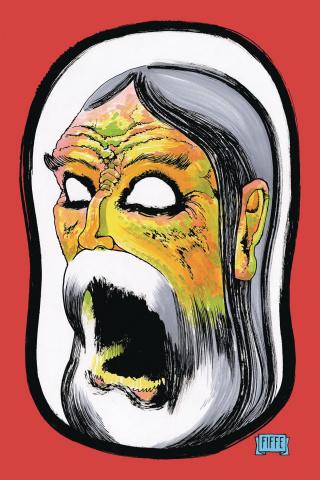 Black Hammer: Age of Doom #10 (Fiffe Cover)