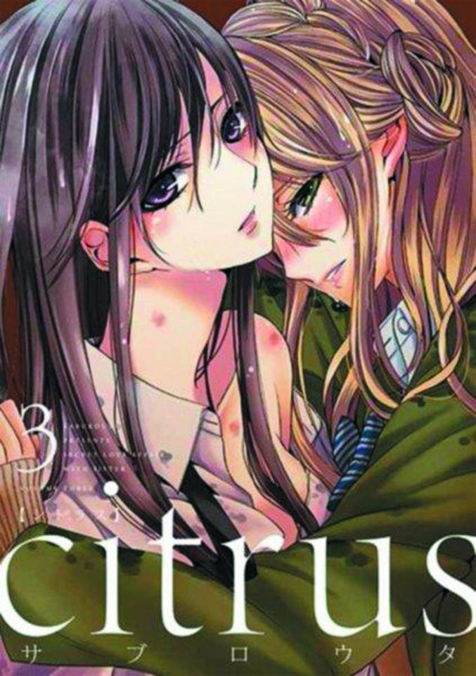 Citrus Vol. 3