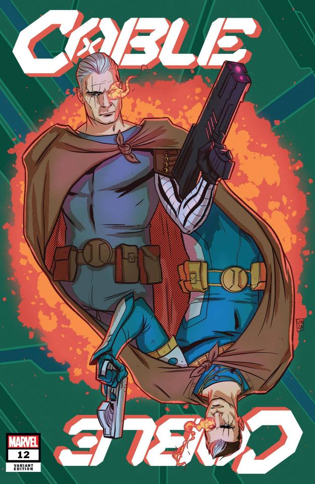 Cable #12 (Souza Cover)