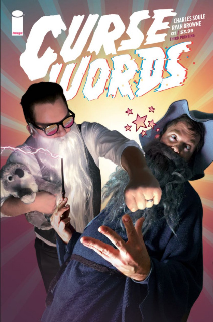 Curse Words #1 (3rd Printing)