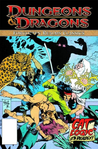 Dungeons & Dragons: Forgotten Realms Vol. 4