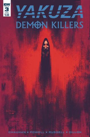 Yakuza: Demon Killers #3 (Subscription Cover)