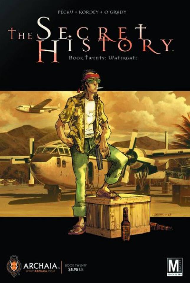 The Secret History Book 20