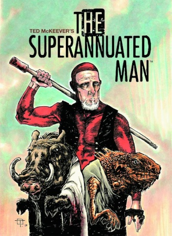 The Superannuated Man #3