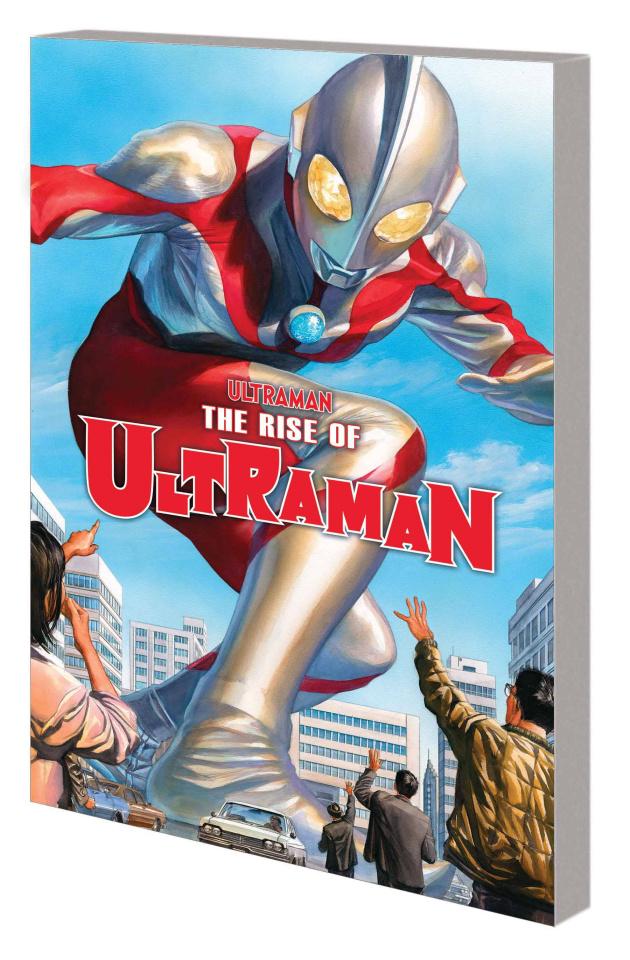 Ultraman Vol. 1: The Rise of Ultraman