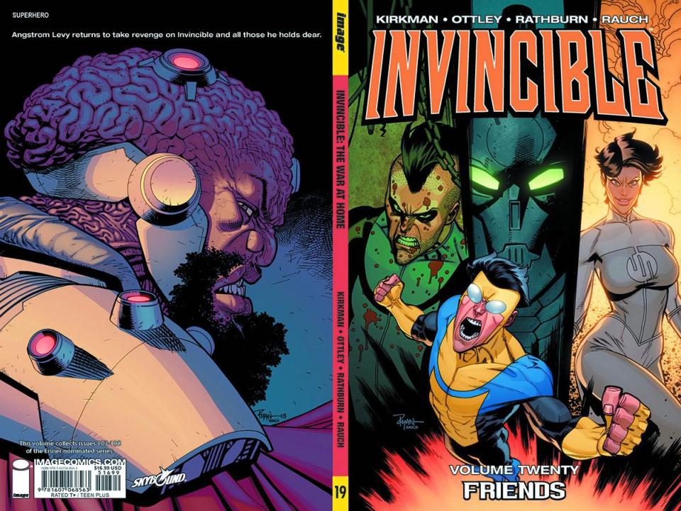 Invincible Vol. 20: Friends