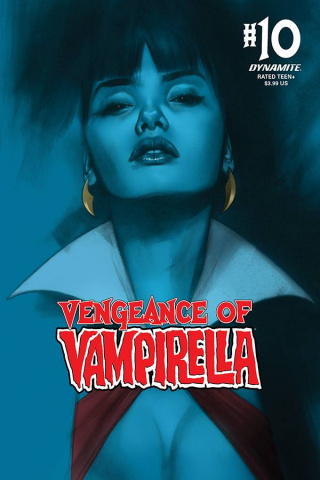 Vengeance of Vampirella #10 (Oliver Cover)