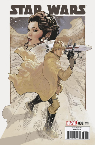 Star Wars #38 (Dodson Cover)