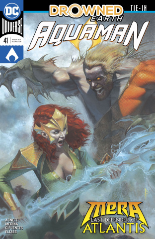 Aquaman #41 (Drowned Earth)
