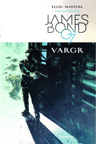 James Bond #1 (40 Copy Hardman Unique Cover)