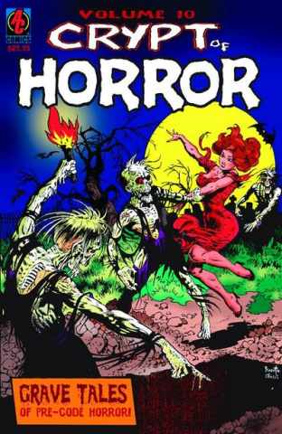 Crypt of Horror Vol. 10