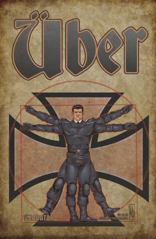 Über #12 (Propaganda Poster Cover)