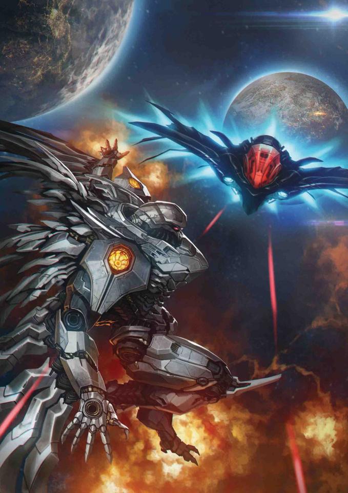 Infinity Countdown: Darkhawk #4