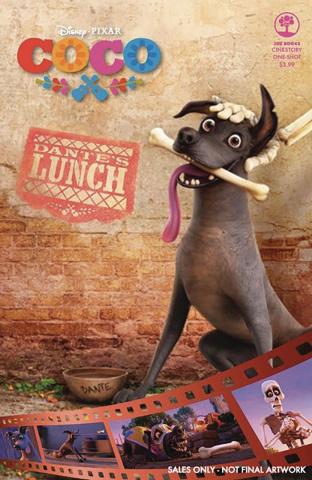 Coco: Dante's Lunch