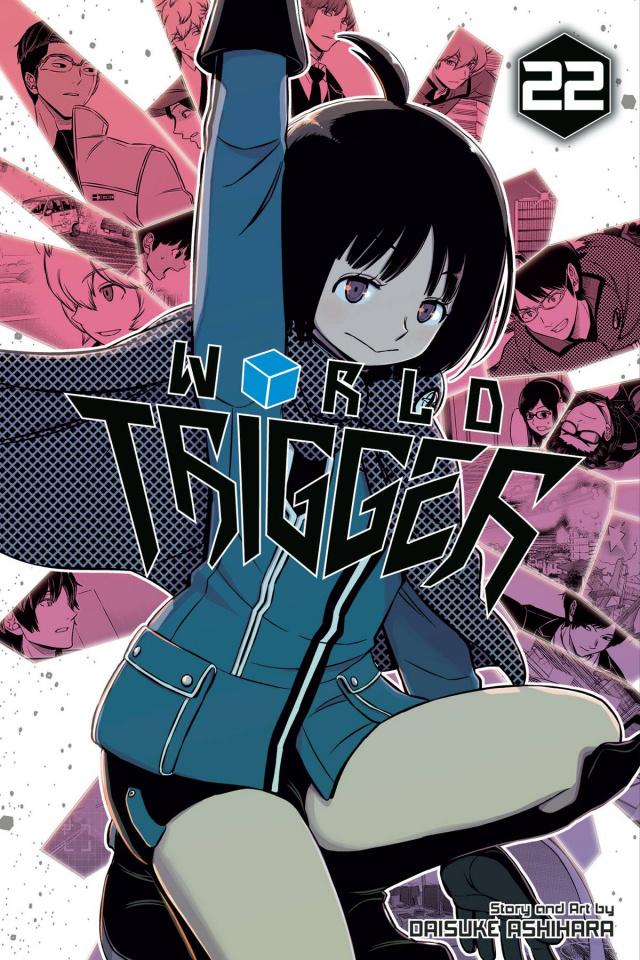 World Trigger Vol. 22